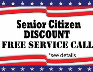 Senior Citizen Discount